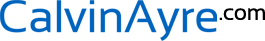 Calvin Ayre logo